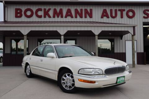 2004 Buick Park Avenue for sale at Bockmann Auto Sales in St. Paul NE