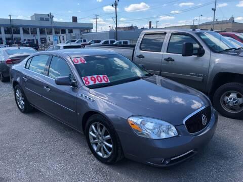 2006 Buick Lucerne for sale at Kramer Motor Co INC in Shelbyville IN