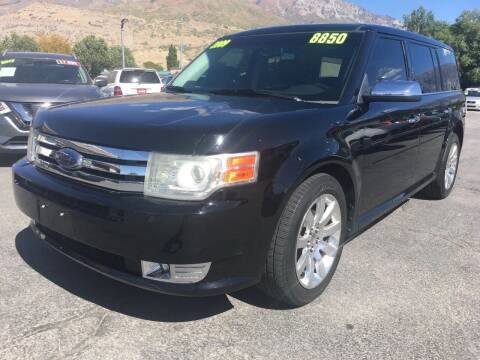 2009 Ford Flex for sale at PLANET AUTO SALES in Lindon UT
