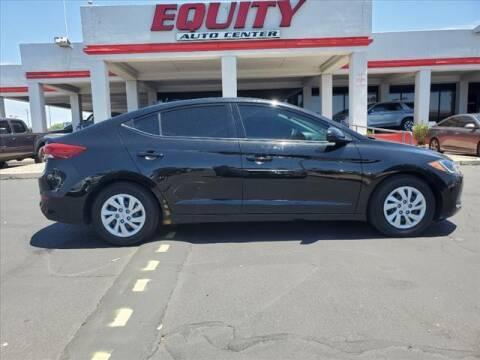 2017 Hyundai Elantra for sale at EQUITY AUTO CENTER in Phoenix AZ