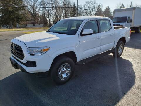 2018 Toyota Tacoma for sale at Motorsports Motors LLC in Youngstown OH