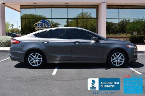 2013 Ford Fusion for sale at GOLDIES MOTORS in Phoenix AZ