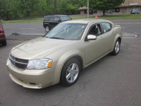 2010 Dodge Avenger for sale at ENFIELD STREET AUTO SALES in Enfield CT