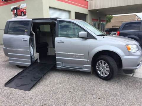 2015 Chrysler Town and Country for sale at The Mobility Van Store in Lakeland FL