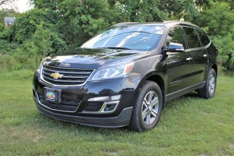 2015 Chevrolet Traverse for sale at Great Lakes Classic Cars & Detail Shop in Hilton NY
