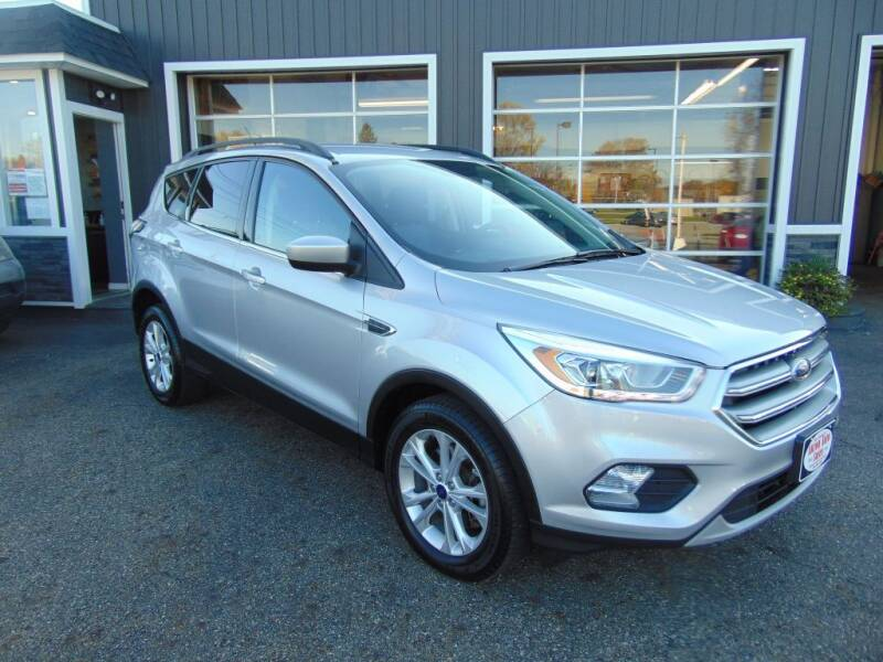 2017 Ford Escape for sale at Akron Auto Sales in Akron OH