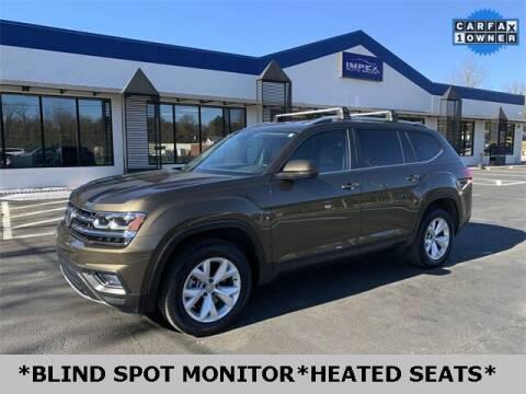 2019 Volkswagen Atlas for sale at Impex Auto Sales in Greensboro NC