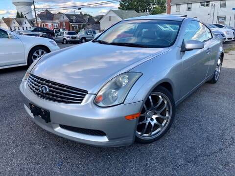 2005 Infiniti G35 for sale at Majestic Auto Trade in Easton PA