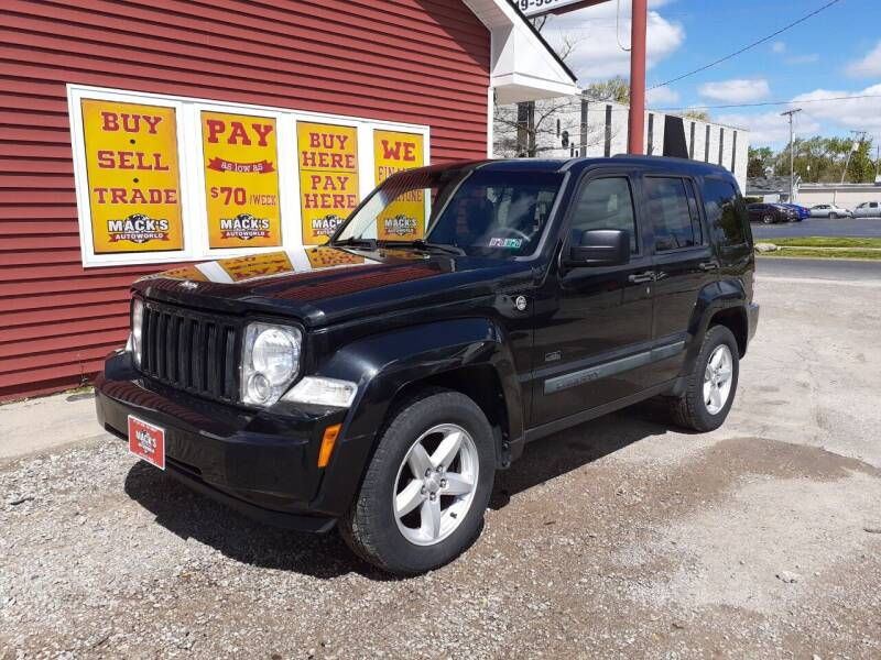 2009 Jeep Liberty for sale at Mack's Autoworld in Toledo OH