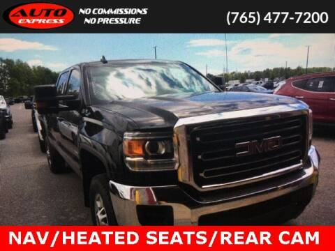 2017 GMC Sierra 2500HD for sale at Auto Express in Lafayette IN