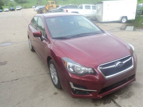 2016 Subaru Impreza for sale at Barney's Used Cars in Sioux Falls SD