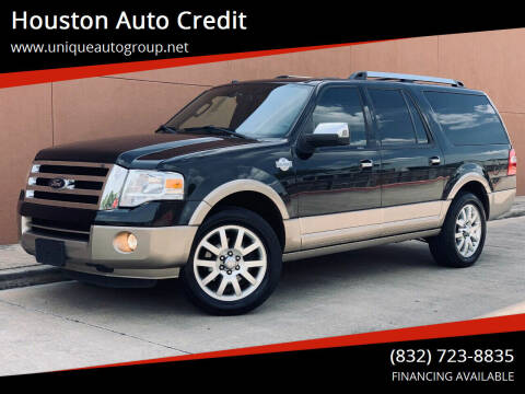 2013 Ford Expedition EL for sale at Houston Auto Credit in Houston TX
