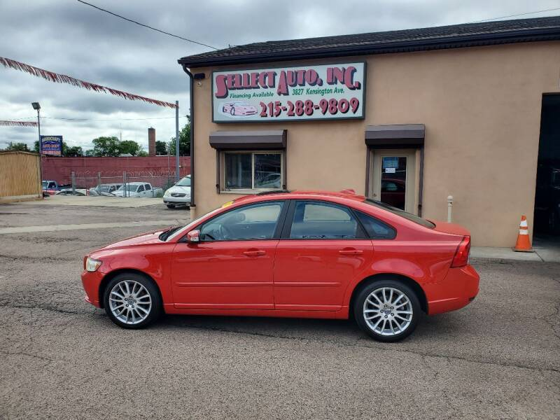 2010 Volvo S40 for sale at SELLECT AUTO INC in Philadelphia PA