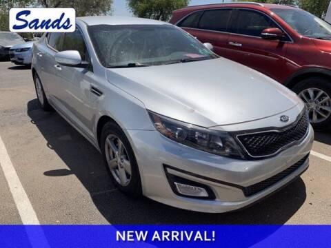 2015 Kia Optima for sale at Sands Chevrolet in Surprise AZ