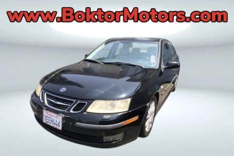2003 Saab 9-3 for sale at Boktor Motors in North Hollywood CA