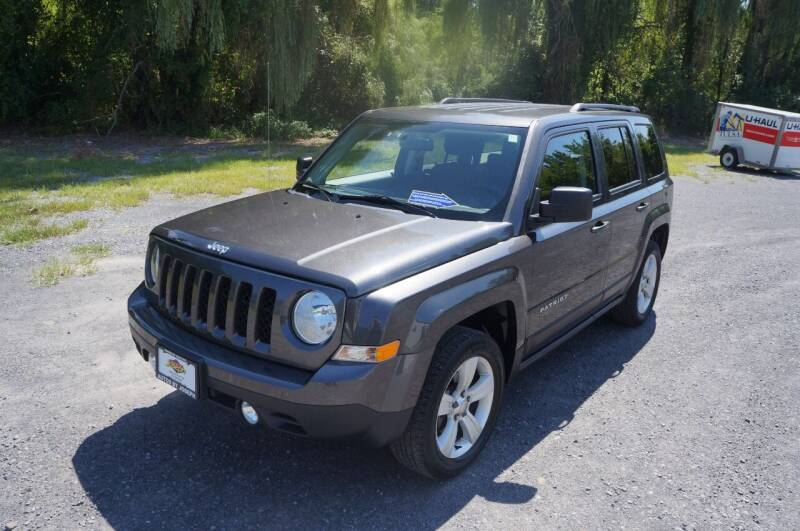 2017 Jeep Patriot for sale at Autos By Joseph Inc in Highland NY