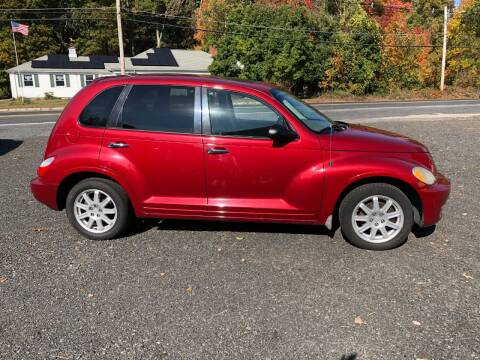 2009 Chrysler PT Cruiser for sale at Perrys Auto Sales & SVC in Northbridge MA