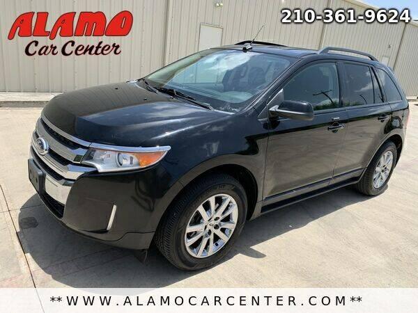 2012 Ford Edge for sale at Alamo Car Center in San Antonio TX