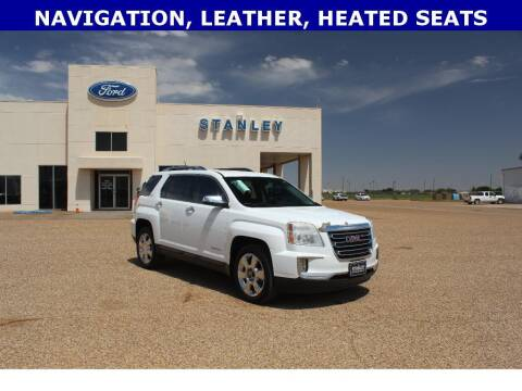 2016 GMC Terrain for sale at STANLEY FORD ANDREWS in Andrews TX
