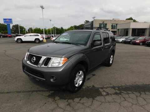 2009 Nissan Pathfinder for sale at Paniagua Auto Mall in Dalton GA