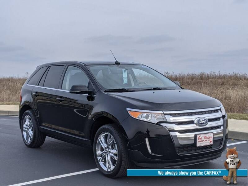2012 Ford Edge for sale at Bob Walters Linton Motors in Linton IN