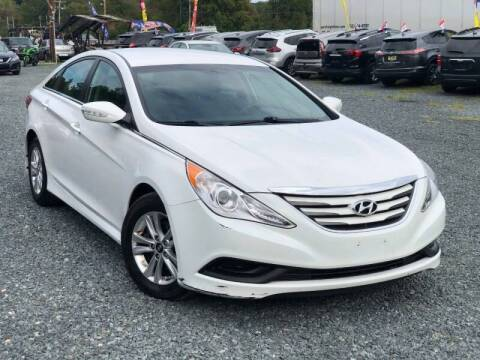 2014 Hyundai Sonata for sale at A&M Auto Sales in Edgewood MD