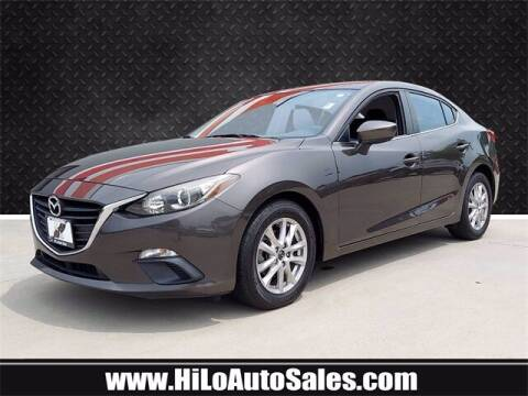 2014 Mazda MAZDA3 for sale at Hi-Lo Auto Sales in Frederick MD