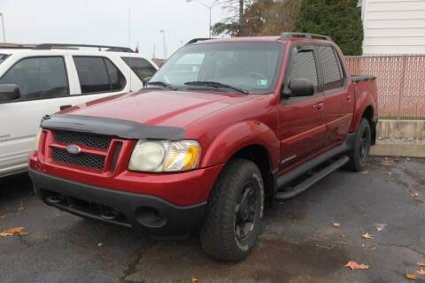 2002 Ford Explorer Sport Trac for sale at Rine's Auto Sales in Mifflinburg PA