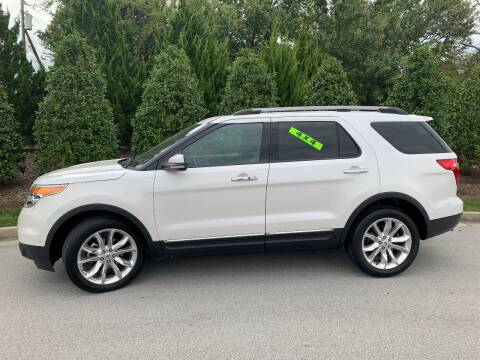 2012 Ford Explorer for sale at AutoMart East Ridge in Chattanooga TN