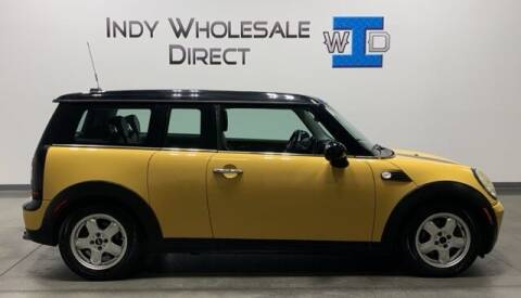 2009 MINI Cooper Clubman for sale at Indy Wholesale Direct in Carmel IN