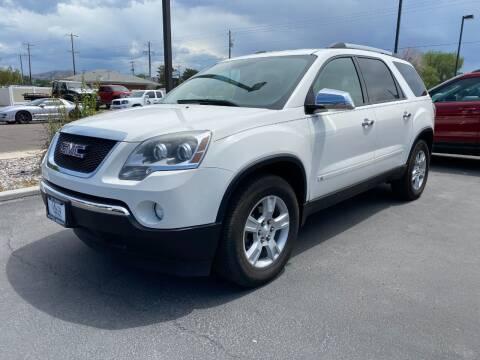2010 GMC Acadia for sale at Auto Image Auto Sales in Pocatello ID
