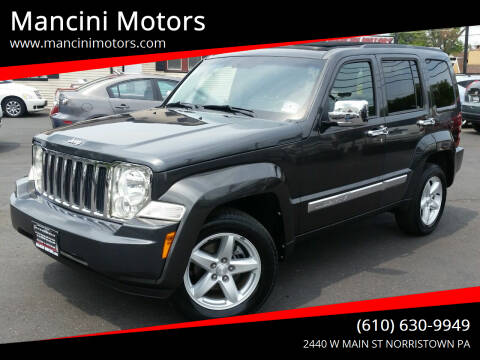 2010 Jeep Liberty for sale at Mancini Motors in Norristown PA