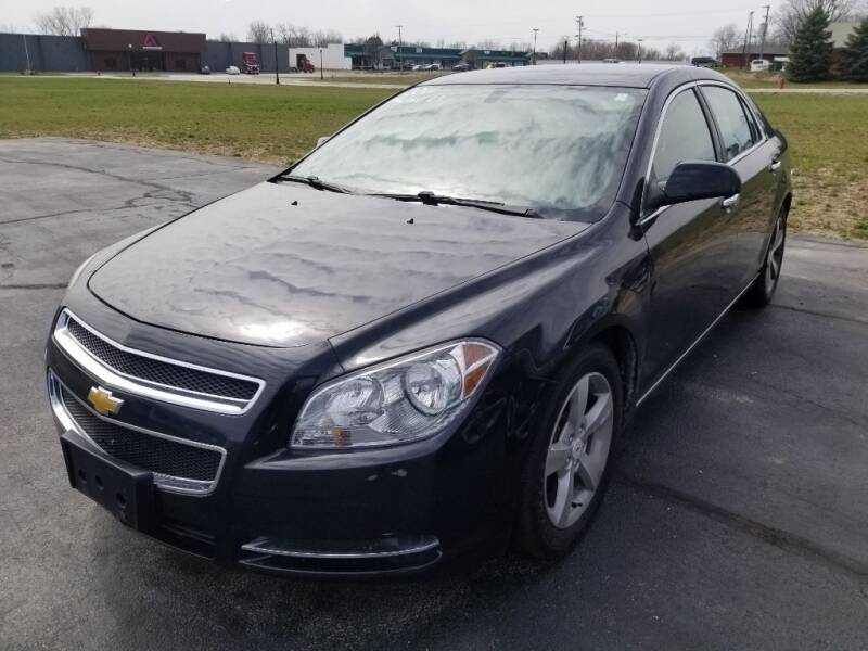 2011 Chevrolet Malibu for sale at Larry Schaaf Auto Sales in Saint Marys OH