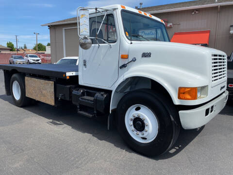 1996 International 4900 for sale at Dorn Brothers Truck and Auto Sales in Salem OR