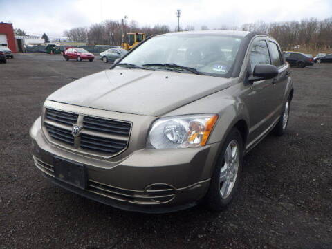 2008 Dodge Caliber for sale at GLOBAL MOTOR GROUP in Newark NJ