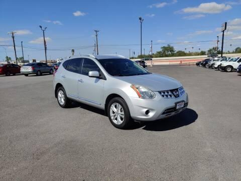 2013 Nissan Rogue for sale at Mid Valley Motors in La Feria TX