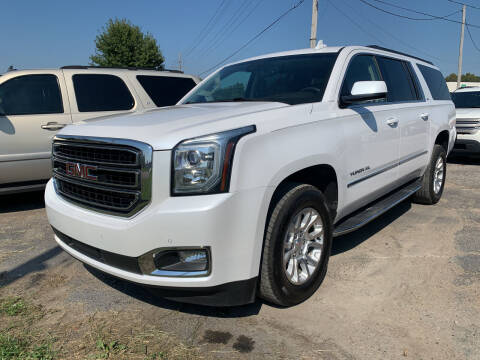 2016 GMC Yukon XL for sale at Safeway Auto Sales in Horn Lake MS