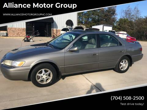 1998 Toyota Camry for sale at Alliance Motor Group in Troutman NC