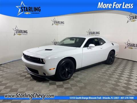 2019 Dodge Challenger for sale at Pedro @ Starling Chevrolet in Orlando FL