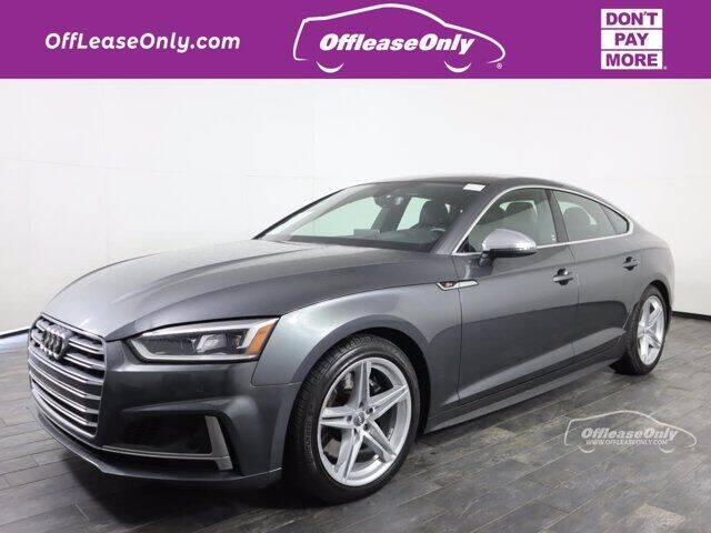 2018 Audi S5 Sportback for sale in Miami, FL