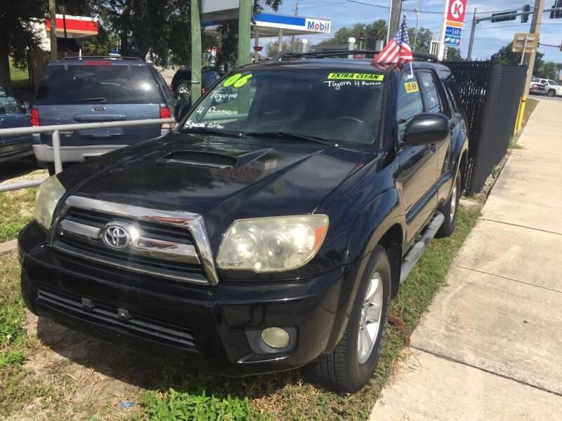 2006 Toyota 4Runner for sale at Castagna Auto Sales LLC in Saint Augustine FL