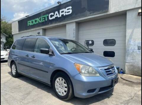 2009 Honda Odyssey for sale at Rocket Cars Auto Sales LLC in Des Moines IA