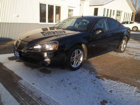 2005 Pontiac Grand Prix for sale at Wieser Auto INC in Wahpeton ND