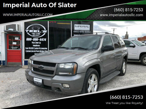 2008 Chevrolet TrailBlazer for sale at Imperial Auto, LLC - Imperial Auto Of Slater in Slater MO