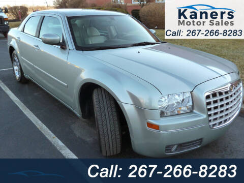 2006 Chrysler 300 for sale at Kaners Motor Sales in Huntingdon Valley PA