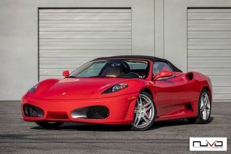 2007 Ferrari F430 for sale at Nuvo Trade in Newport Beach CA