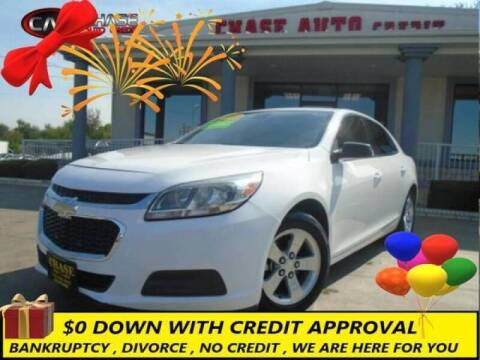 2015 Chevrolet Malibu for sale at Chase Auto Credit in Oklahoma City OK