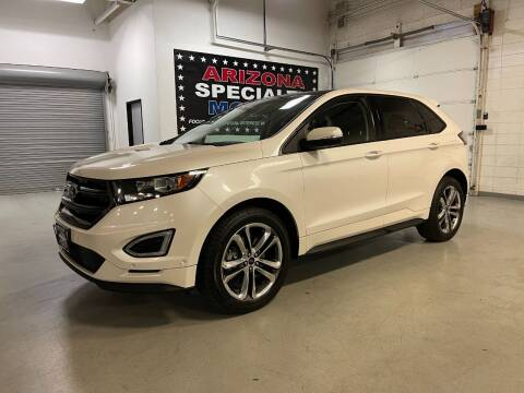 2016 Ford Edge for sale at Arizona Specialty Motors in Tempe AZ