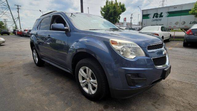 2011 Chevrolet Equinox for sale at Tri City Auto Mart in Lexington KY