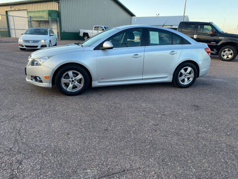2012 Chevrolet Cruze for sale at Broadway Auto Sales in South Sioux City NE